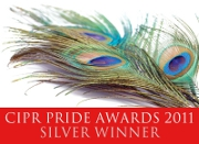 PRide Awards 2011 Silver Winner