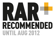 RAR Recommended until Aug 2012
