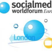 World Social Media Forum logo