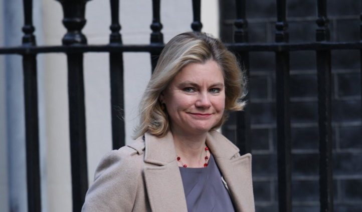 Justine Greening discusses work experience and social mobilty