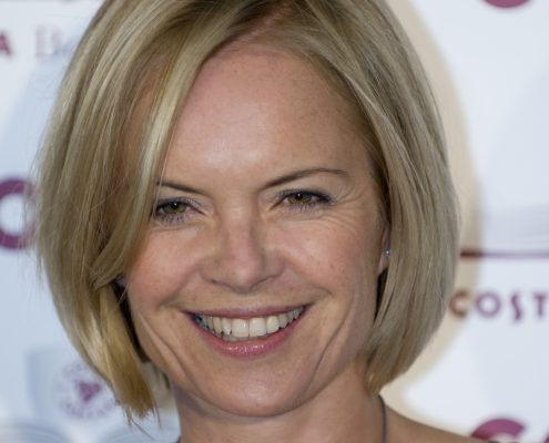 Influencer marketing with Mariella Frostrup as an example