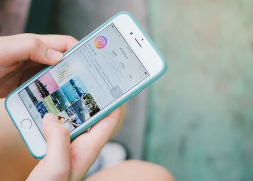 B2B Instagram social media campaigns