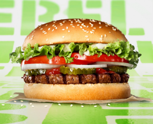 Rebel Whopper burger brand purpose PR